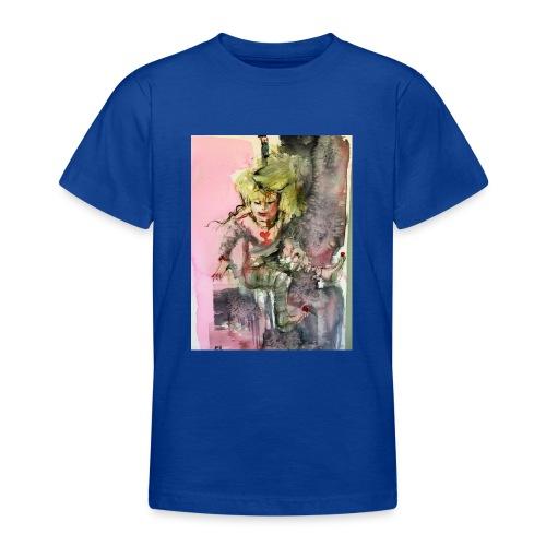 IMG 0764 Happy - T-shirt tonåring