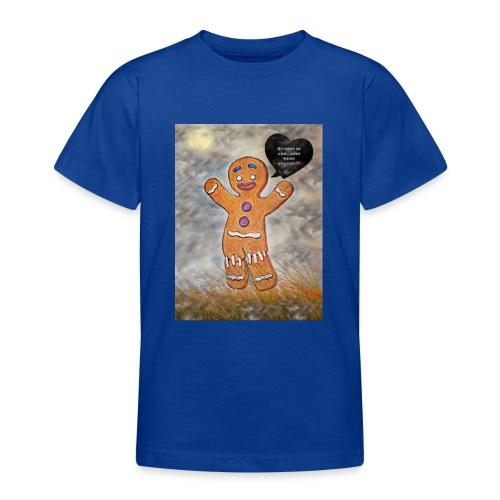 Petit biscuit pour veiller sur vos enfants ☺ - T-shirt Ado