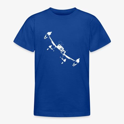 quadflyby2 - Teenage T-Shirt