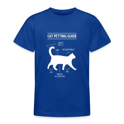 CAT GUIDE - T-shirt Ado