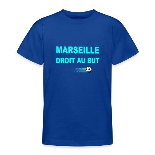 MARSEILLE DROIT AU BUT - T-shirt Ado