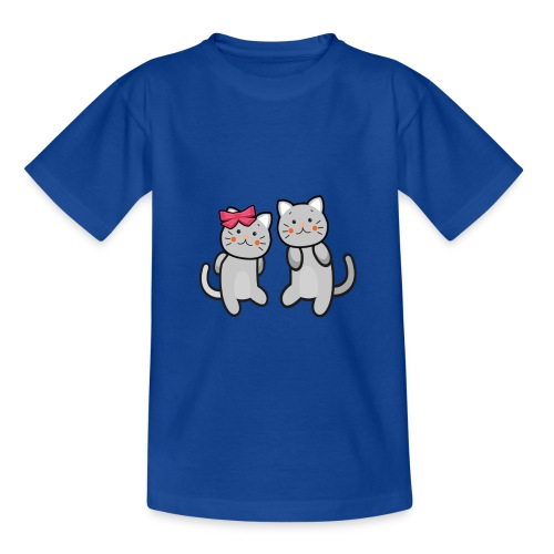 Kotki - Koszulka młodzieżowa