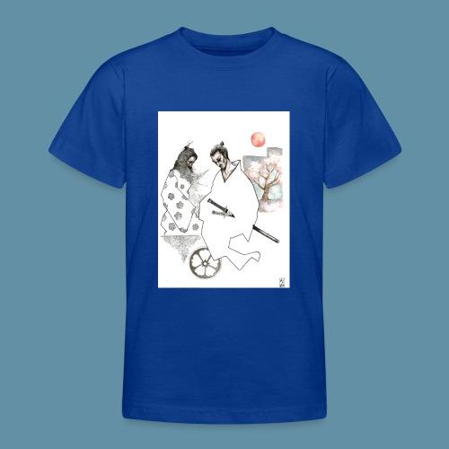 Samurai copia jpg - Maglietta per ragazzi