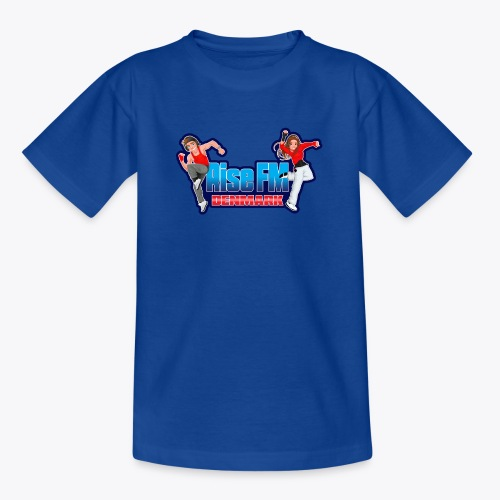 Rise FM Denmark Full Logo - Teenager-T-shirt