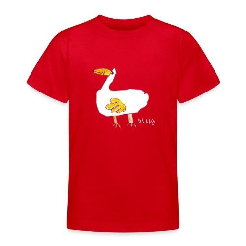 Ollie's Duck - Teenage T-Shirt