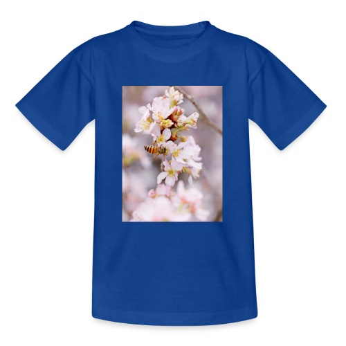 Schöne Biene 1 - Teenager T-Shirt