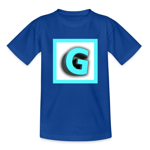 Logo - T-shirt tonåring