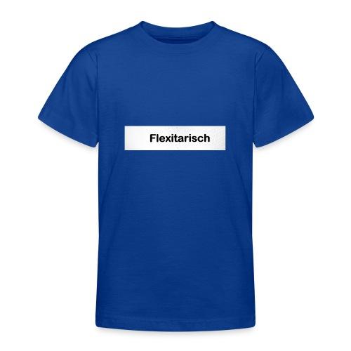 Flexitarisch - Teenager T-Shirt