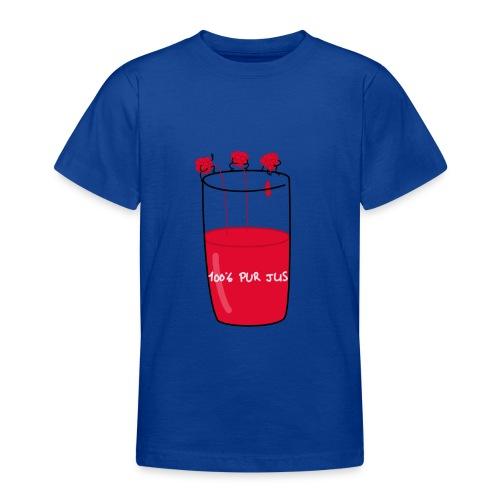 Des framboises pour adrian png - T-shirt Ado