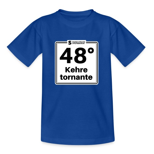 Tornante - Teenager T-Shirt