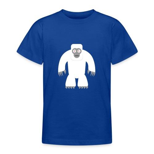 Yeti - Teenager T-Shirt