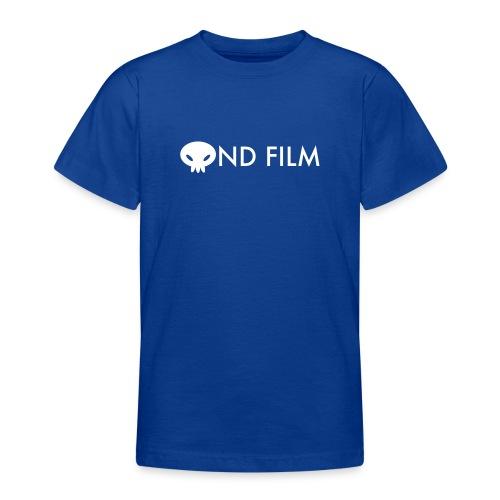 ondfilm w row - Teenage T-Shirt