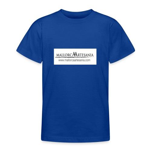 Mallorca Artesania con url - Camiseta adolescente