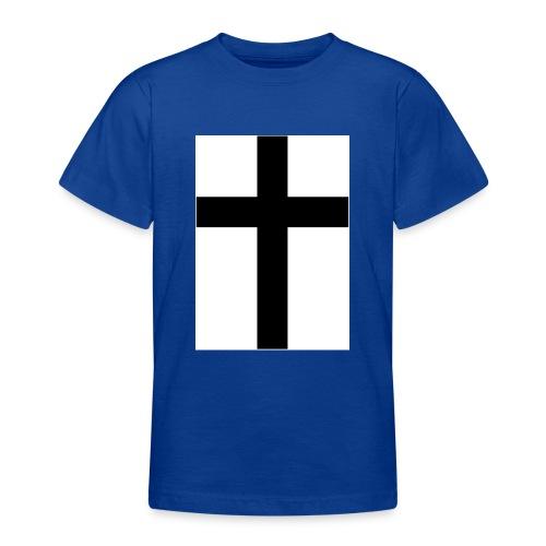Cross - T-shirt tonåring
