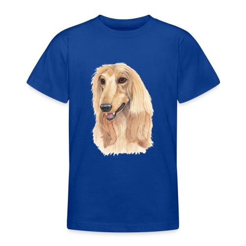 afghanskMynde- A - Teenager-T-shirt