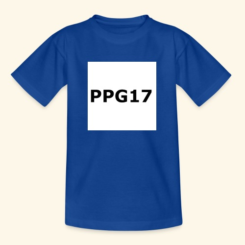 PPG17 (PugProGamer17) Merch - Teenage T-Shirt