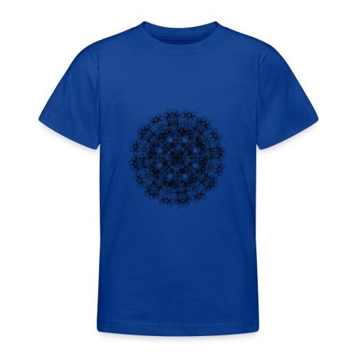 Flower mix - Teenage T-Shirt