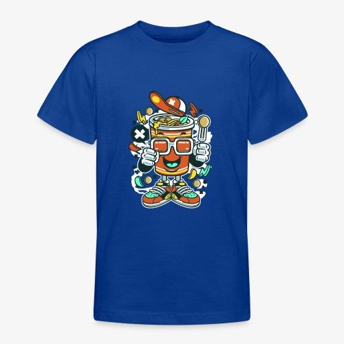 Coupe de nouilles - T-shirt Ado
