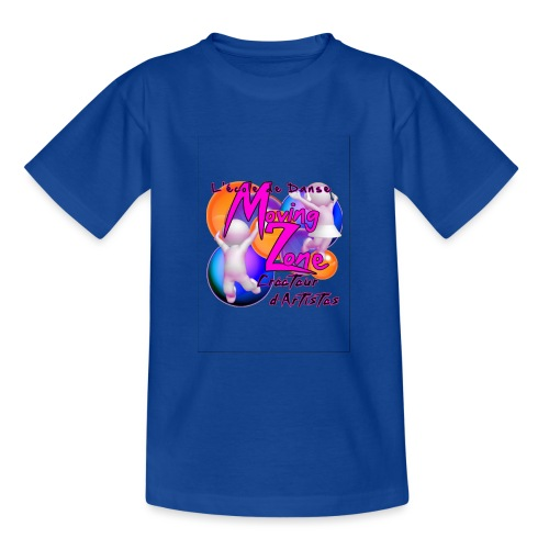 Composition1LogoMZ - T-shirt Ado