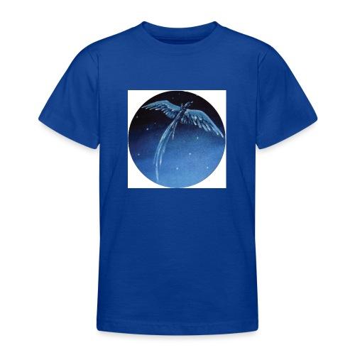 Oiseau Bleu 1 - T-shirt Ado