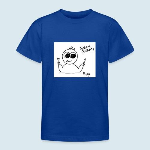 Pupy: gnam gnam! - boy - Maglietta per ragazzi