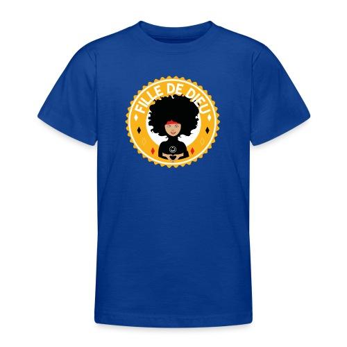 fillededieujaune - T-shirt Ado