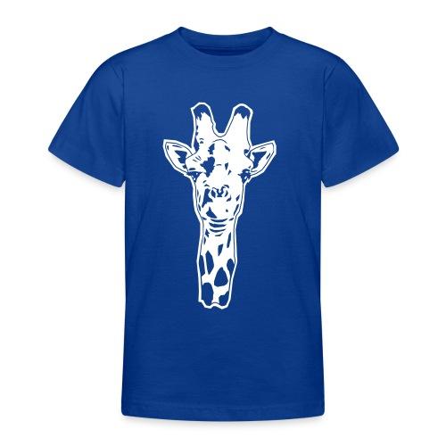 GIRAFFE BRIGHT - Teenage T-Shirt