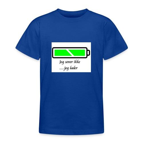 lader_2 - T-skjorte for tenåringer