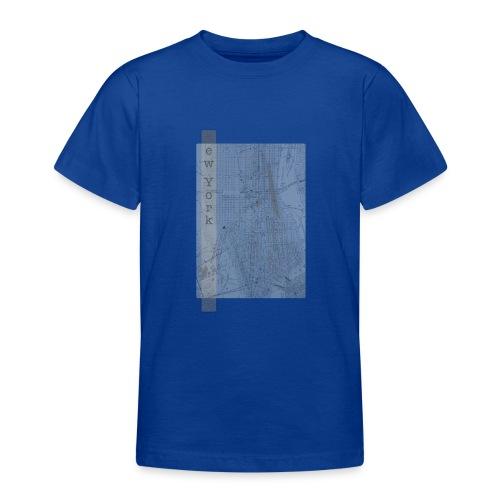 New York - Teenager-T-shirt