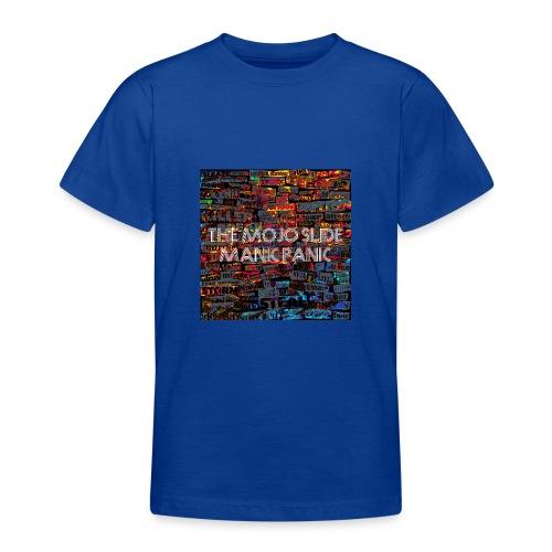 Manic Panic - Design 1 - Teenage T-Shirt