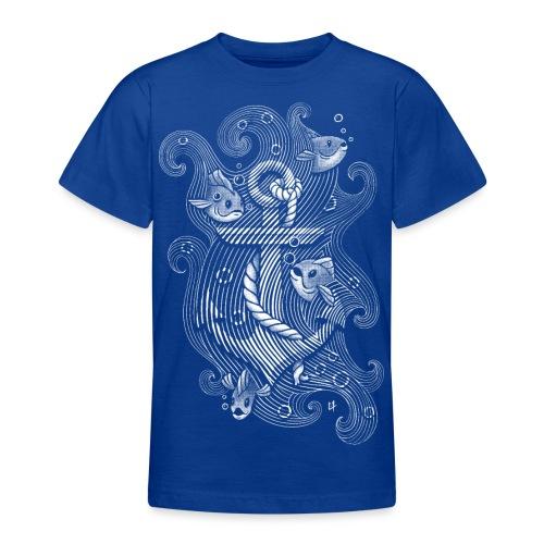 Lost Anchor - Teenage T-Shirt