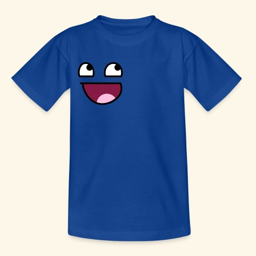 Smiley - Teenager-T-shirt