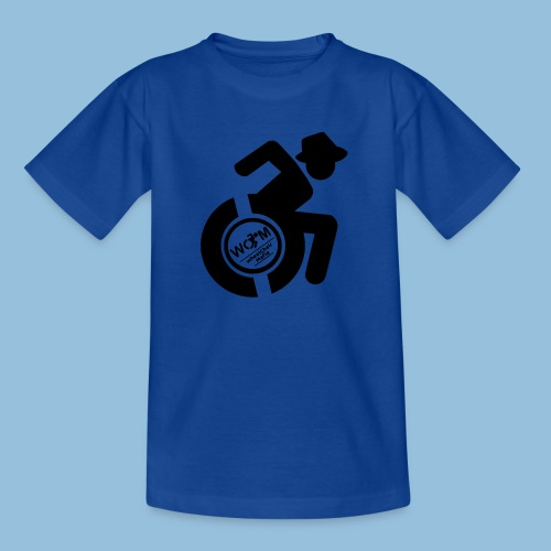 WCMman1 - Teenager T-shirt