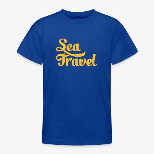 sea travel - T-shirt Ado