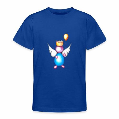 Mettalic Angel geluk - Teenager T-shirt