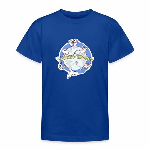 Logo von Yakari-Travel - Teenager T-Shirt