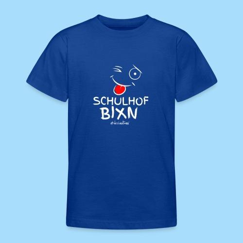 Schulhofbixn - Teenager T-Shirt