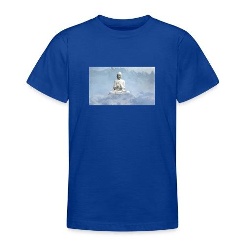 Buddha with the sky 3154857 - Teenage T-Shirt