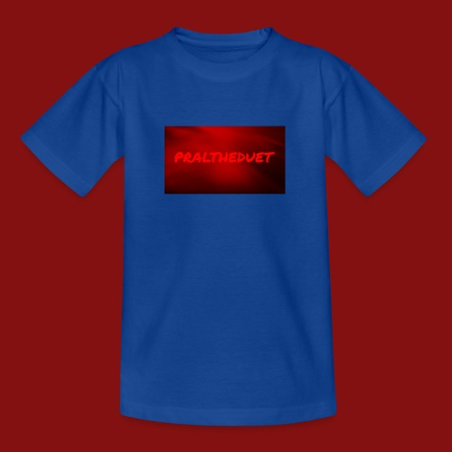 My Post 6 - T-shirt tonåring