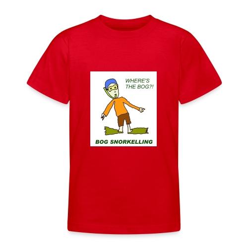 bog22 - Teenage T-Shirt