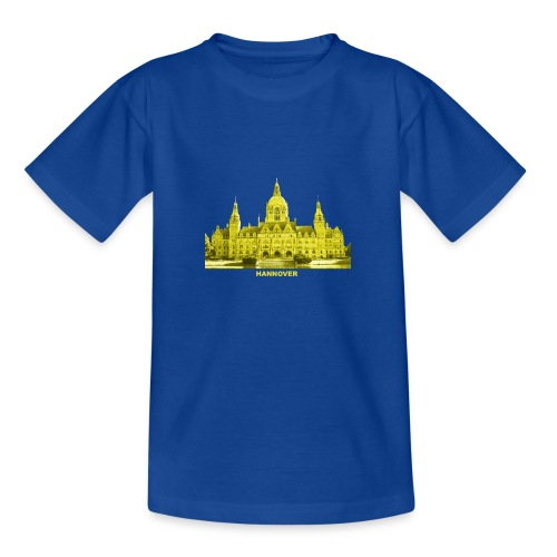 Hannover Rathaus Niedersachsen - Teenager T-Shirt