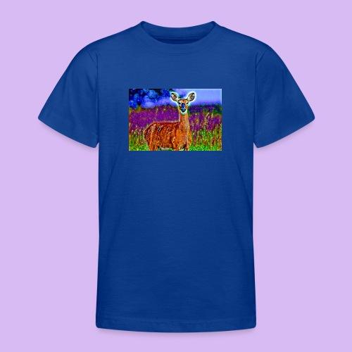 Cerbiatto con magici effetti - Maglietta per ragazzi