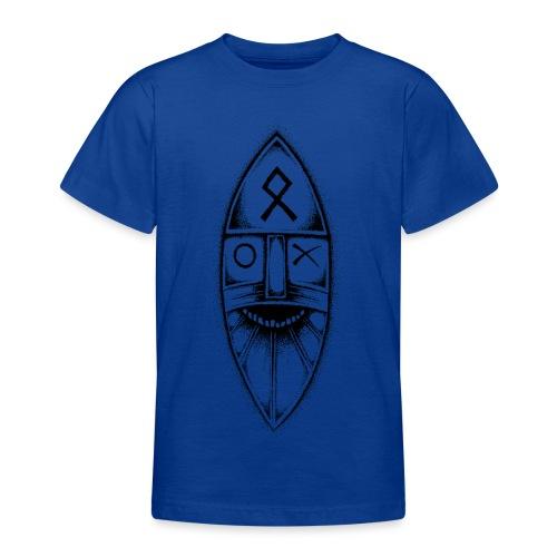 Odin / Wodan / Wotan Drawing - Teenage T-Shirt
