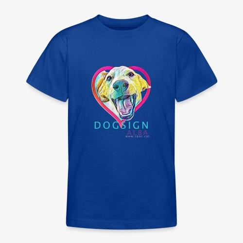 Alba - Camiseta adolescente
