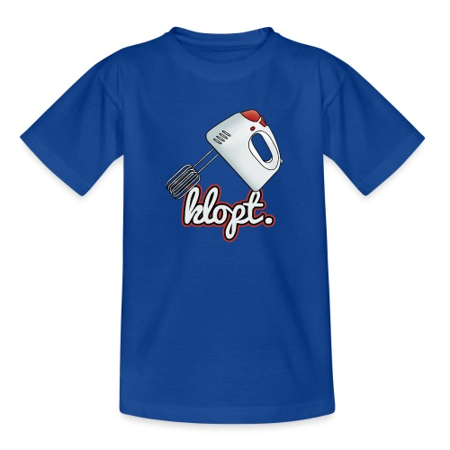 Klopt - Teenager T-shirt