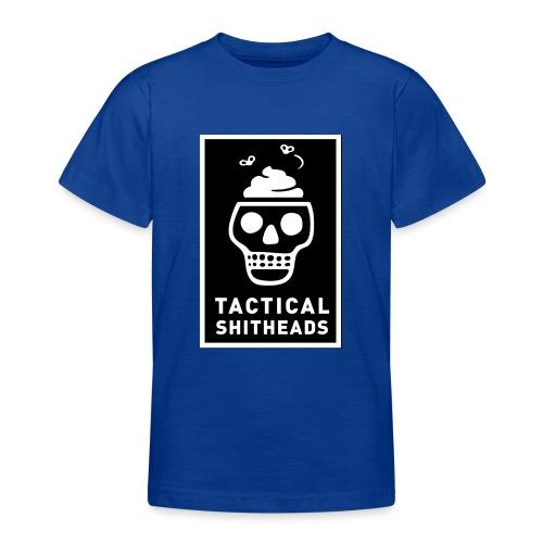 Tacshit Shitheadskull - Teenager T-Shirt
