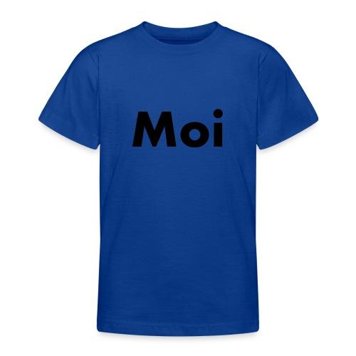 Moi - Nuorten t-paita