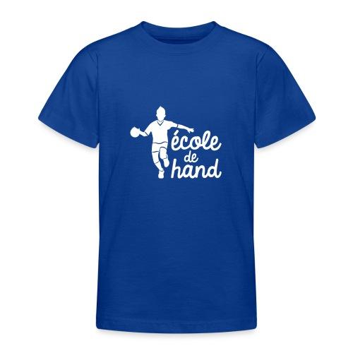 ECOLE HAND - T-shirt Ado