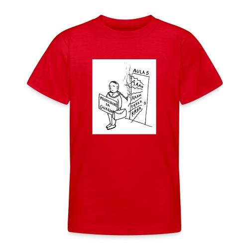 prof da guardia - Maglietta per ragazzi