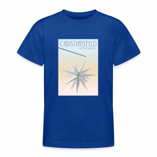 christiansfeld brødremeninghedsbyen - Teenager-T-shirt